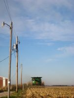 Combine and Power Lines