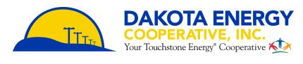Dakota Energy Cooperative, Inc.
