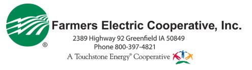 Farmers Electric Cooperative, Inc. (IA)