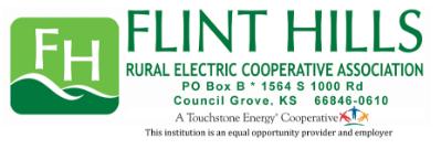Flint Hills Rural Electric Cooperative Association, Inc.