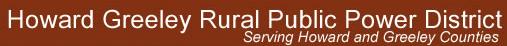 Howard Greeley Rural Public Power District