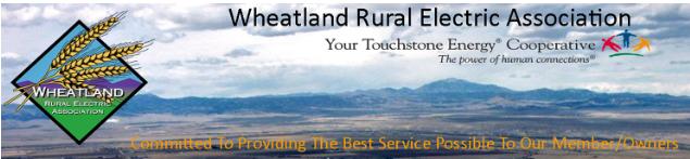 Wheatland Rural Electric Association (REA)